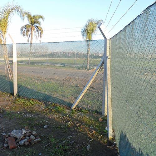 Alambrado perimetral