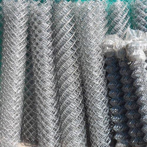 Rollo de tejido de alambrado